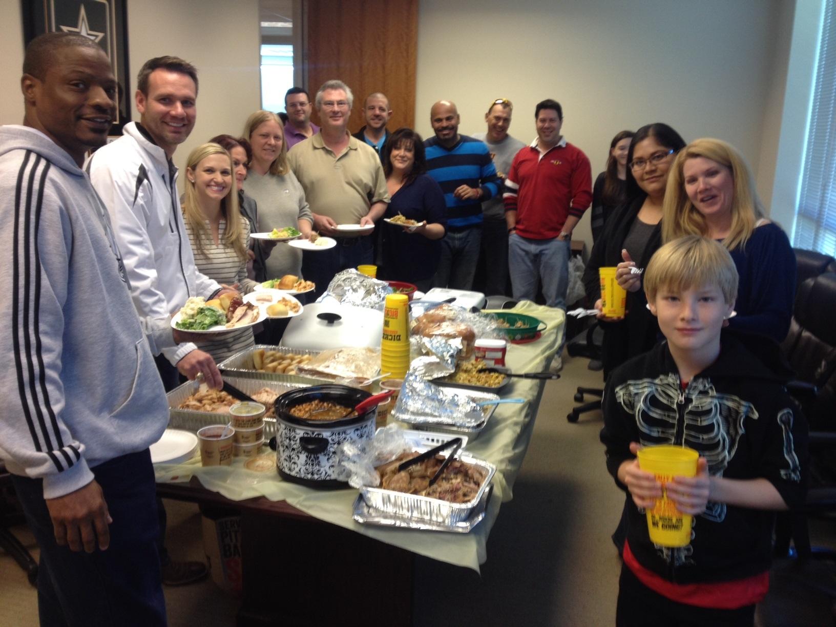 OnTarget Thanksgiving