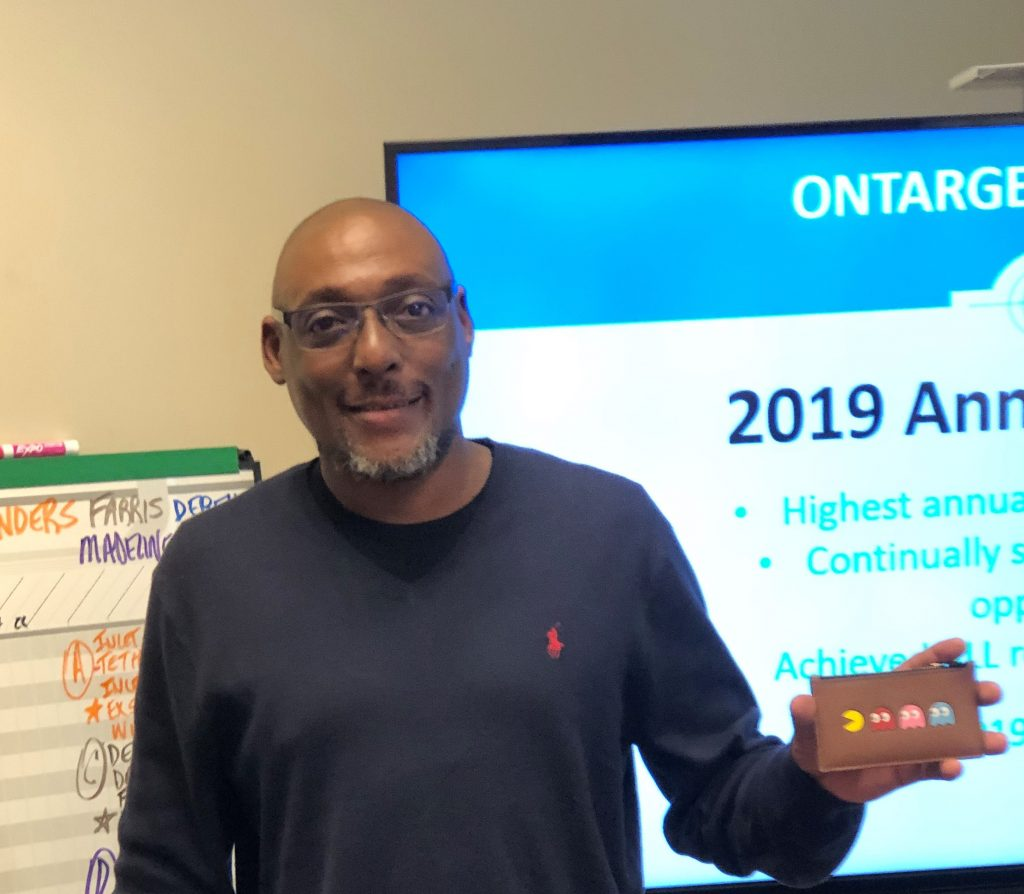 Malcolm Allen, Associate of the Year, 2019